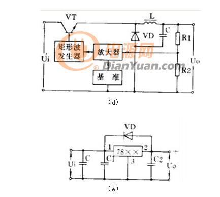【图】快速识别电路图之稳压电路讲解稳压电源