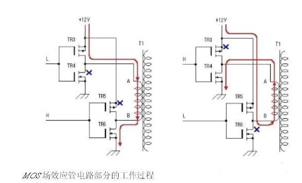详解由mos管,变压器搭建的逆变器电路及其制作过程