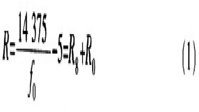 经过计算,设定的电阻值分别为R8=68 ,R9=43 ,这样射频频率为125 kHz。 1.2.3 天线模块 该系统设计的天线模块只涉及到电容,电阻和线圈,但是对于各个元器件的选值是比较精确的。从U2270B的Coil1和Coil2端口出来经电容,电阻和 线圈组成一个IC串联谐振选频回路,其作用就是从众多频率中选出有用信号,滤除或抑制无用信号。由串联谐振电路的谐振角频率可知谐振频率: