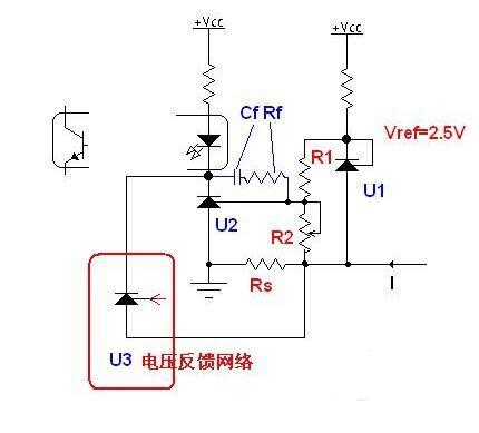 电流检测电路设计技巧电源电路 电路图 捷配电子市场网图片