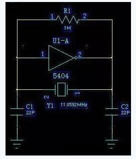 你必须知道的MCU外接晶体及振荡电路