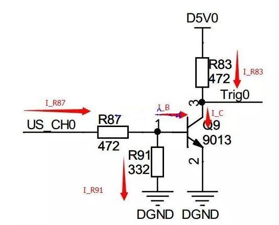 【E电路】3V-5V电平转换电路图