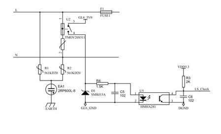 【硬件设计】防雷电路实例分析