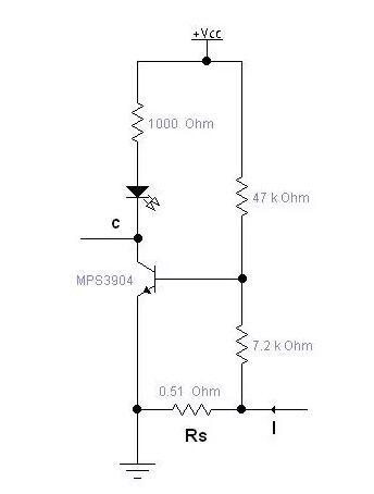 几个巧妙的电流检测电路