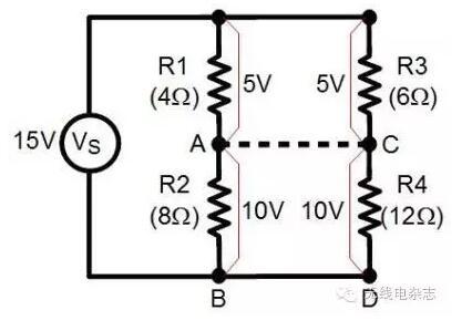 斯特通电桥是一种非常适合精密测量电阻量的