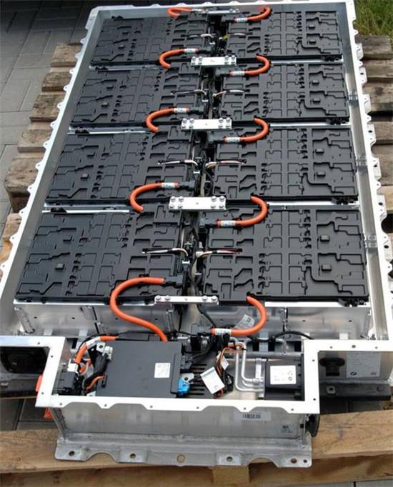 BMWi3电池系统及冷却方案