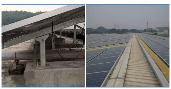 工商业屋顶光伏电站设计建设方案