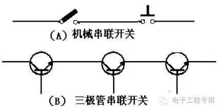 【干货】三极管开关电路图原理及设计详解