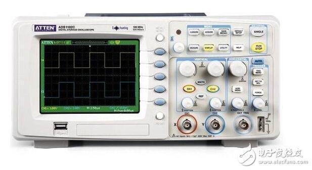 电子示波器_示波器的使用方法及工作原理-设计应用-维库电子市场网