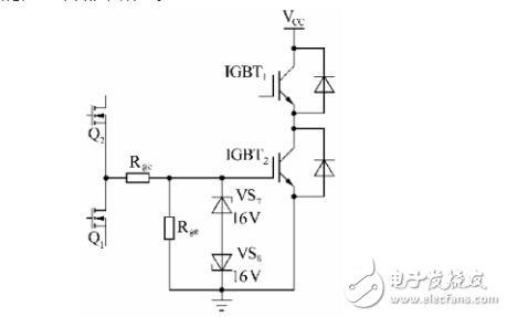 igbt在逆变电路中的测试与仿真,igbt逆变器缓冲定律