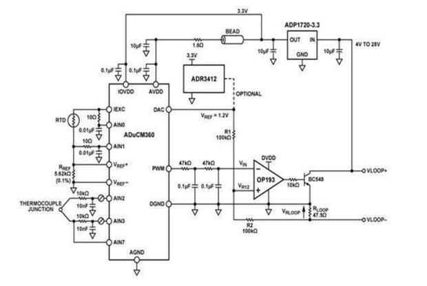 热电偶和热电阻的区别及设计方案