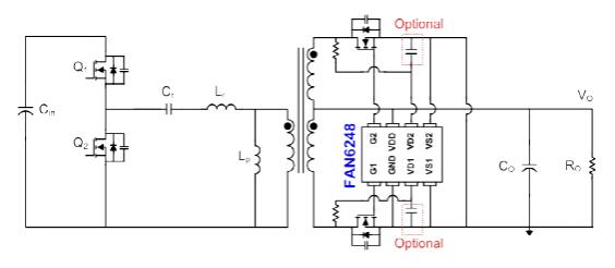 安森美半导体推出先进的同步整流控制器FAN6248