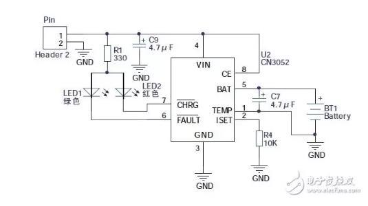 电源快速充电电路图集锦
