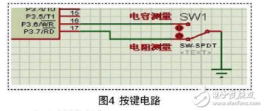 数显式电阻和电容测量系统设计方案