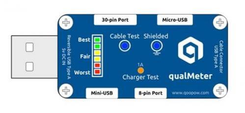轻松简单搞定USB线缆和充电器质量测试