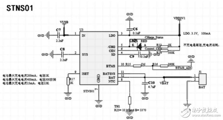 基于AMSAS7000动态心率测量智能手环原理及设计
