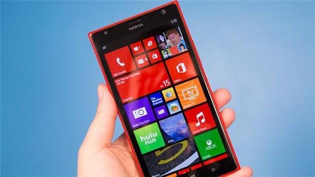 """市场份额不到0.1%  微软手机成""""弃子"""""""