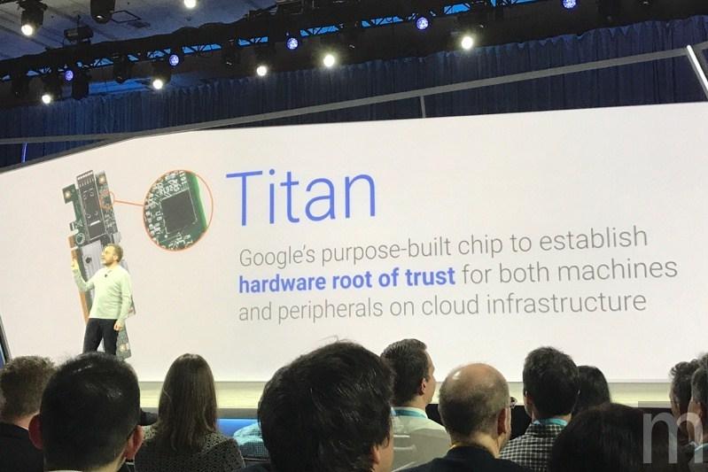 谷歌的Titan芯片公布技术细节 为云安全保驾护航