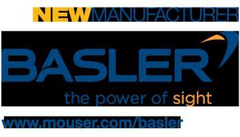 贸泽电子与Basler 签订全球分销协议
