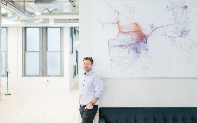 地图初创公司Mapbox CEO埃里克・冈德森