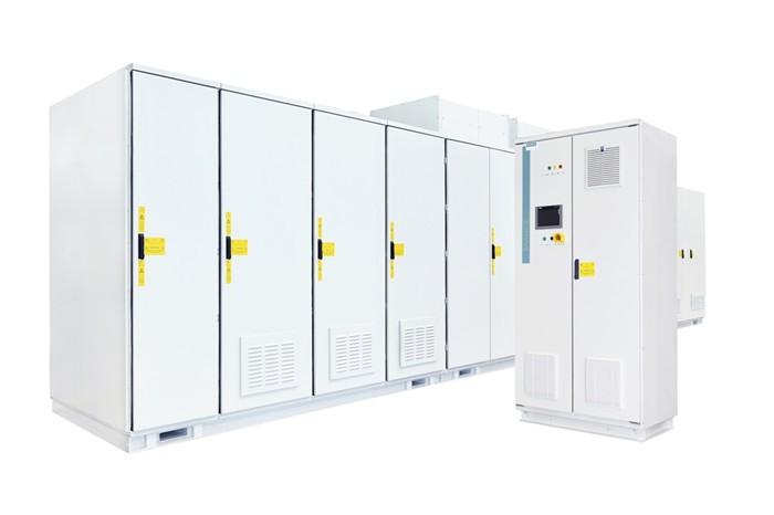 西门子发布模块化多电平高压变频器Sinamics GH150