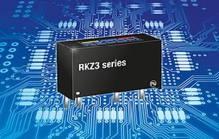 高功率密度3W SIP7封装DC/DC转换器