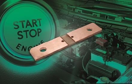 Vishay发布精度高、成本低、耐振动的WSBS Power Metal Strip电池分流器