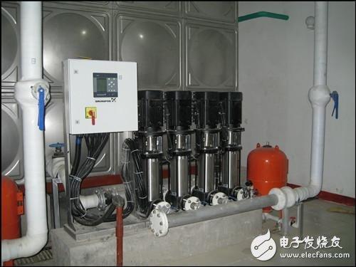 变频恒压供水系统简述
