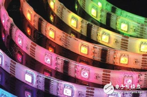 led灯带安装接线图解