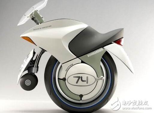 陀螺仪在电动独轮车上的原理及应用_陀螺仪是如何让电动独轮车做到稳定