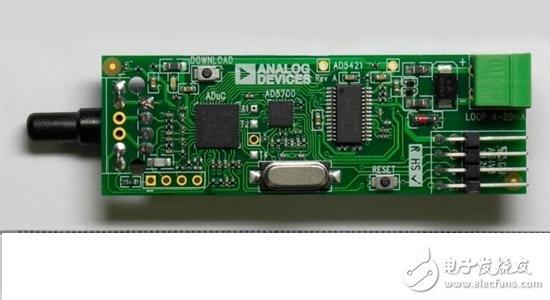 图3. 支持HART的智能发射器演示系统