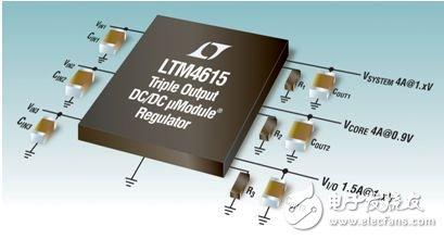 三输出和双输出微型模块稳压器对基于FPGA的系统优化方案