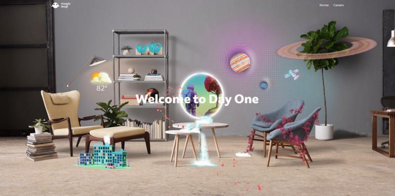 专访Magic Leap CEO:室内AR只是第一步
