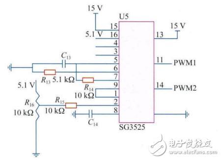 基于SG3525的单相桥式逆变器的设计与仿真
