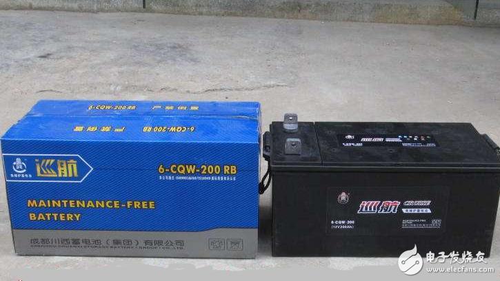 免维护蓄电池修复方法介绍
