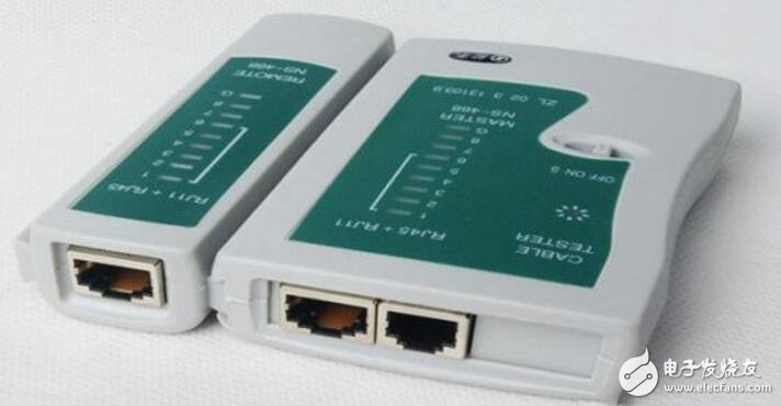 网络电缆测试仪工作原理