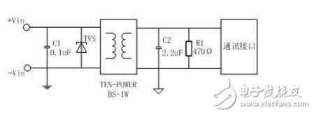 隔离电源有哪些应用方案
