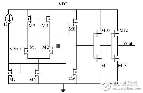 电荷泵升压电路及其工作方法解析