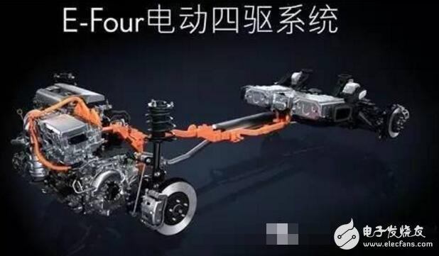 新能源电动汽车四驱系统详解_电动汽车四驱特斯拉介绍