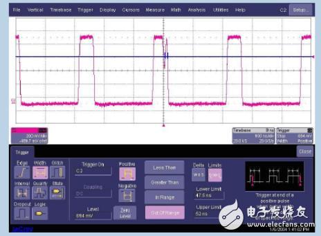 示波器触发是什么_示波器触发的作用