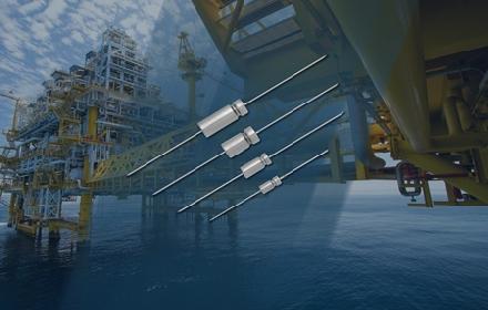 Vishay 新款HI-TMP液钽电容器具有极高可靠性,可用于工业和石油勘探等恶劣工作环境