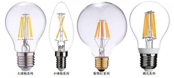 LED灯丝灯全球火热,进入专利竞速时期