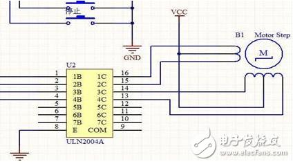 89C51单片机的步进电动机控制系统设计