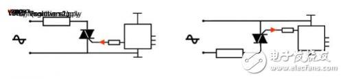 简单的双向可控硅正电源驱动解决方案