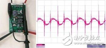 简述示波器进行电源纹波分析及测试