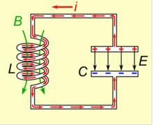 lc振荡电路工作原理及特点分析