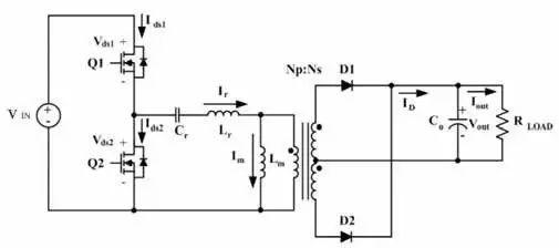 软开关LLC谐振电路特点与LLC谐振转换器工作原理解析