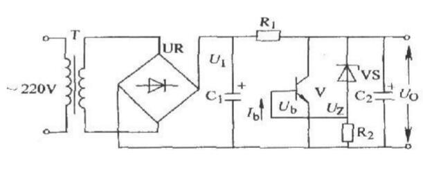 5v稳压电源电路原理图-稳压电源电路图详解图片