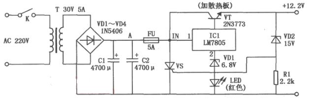 四款模拟电路设计原理图详解