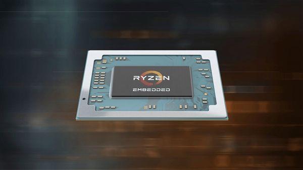 AMD发布嵌入式EPYC、Ryzen APU:16核/功耗100W